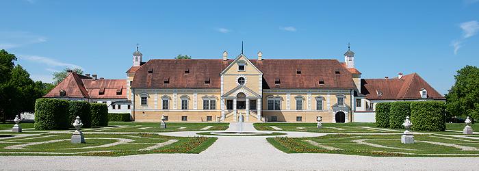 Bild: Altes Schloss Schleißheim