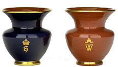 Picture: 2 small vases
