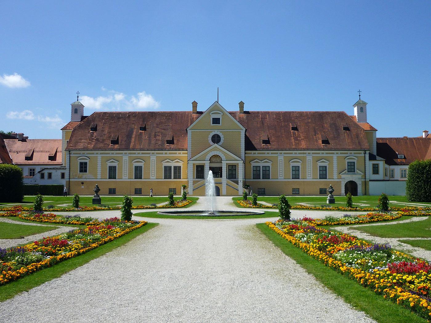 Bayerische Schlosserverwaltung Schlossanlage Schleissheim Aktuelles