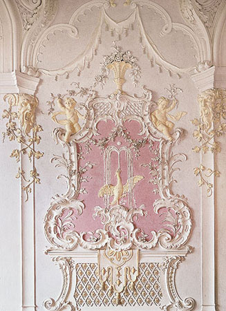 Picture: Stucco-work decoration