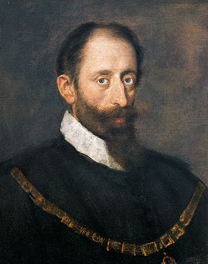 Picture: Duke Wilhelm V of Bavaria